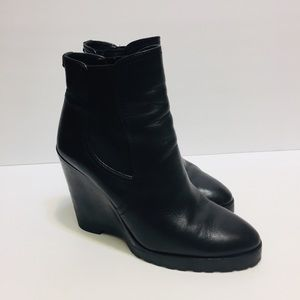 Michael Kors Wedge Bootie Shoes. Size 8
